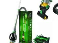 Blagdon Pond Monsta Pond Vacuum Cleaner Cleaning