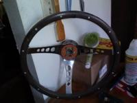 Got a 1966 Pontiac wood grain steering wheel want to