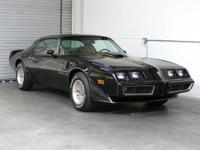 For Sale 1981 Pontiac Trans Am T-top 4 Speed Y84