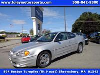 JUST Traded!! 2005 Pontiac Grand Am GT Coupe... Galaxy