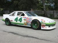 1989 Pontiac Grand Prix Group 44 NASCAR Historic stock