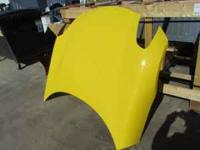 Hood for 2007 Pontiac Solstice Color: Yellow Asking