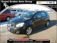 2009 Pontiac Vibe 1.8L___Manual Transmission-Save Time
