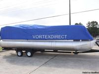 BOAT COVER SIZES AVAILABLE 18' $142 20' $144 22' $166