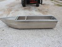 "The 105"" Long transom pod is for up to 200 hp motors,"