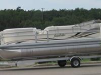 Pontoon Party Barge; 2009 Sweetwater, model 2186; 21
