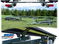 NEW MFI by COASTLINE BOAT TRAILERS, SIZES RANGING FROM