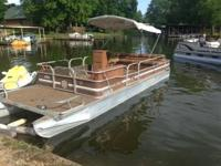 Here at Pontoon Point we have 8 Pontoons for sale. Here