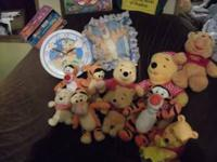 i have pooh bear and tigger stuff im selling there a