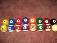 I Have a Few Sets Of Balls. Including Numerous Extra