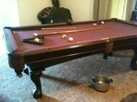 This is a brand name new swimming pool table never ever