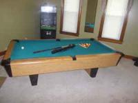 I have a pool table that has a ver small tear in the