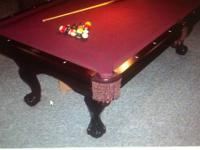 Halex Pool Table For Sale In North Carolina Classifieds Buy And - Pool table no pockets