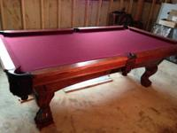 Pool Table Brunswick For Sale In Ohio Classifieds Buy And Sell In - World of leisure pool table
