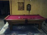 Pool Table Regulation Size Top Line For Sale In Monticello - Topline pool table
