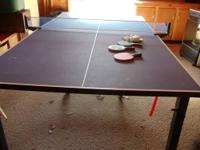 8' POOL TABLE ~ High quality non-slate recreational
