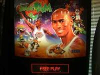 OPEN LABOR DAY 11:30 - 4:30 Michael Jordan's 1996 Sega