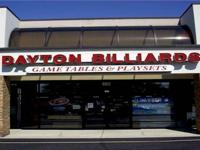 Dayton Billiards has been in the swimming pool table