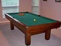 Very nice Brunswick-Hawthorn Pool Table. Great
