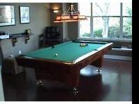 Orlando Pool Table Moving Assembly Installation Set Up