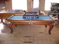 CAN'T SELL YOUR POOL TABLE & EXAUSTED EVERY AVE, TRYING