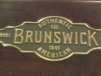 Brunswick Pool Table moved from New York to