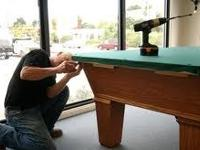 Professional Pool Table Service Providers! POOL TABLE