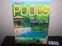 I have a Sunset Pools and Spas Book (Excellent