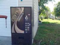 Good working pop machine. Keeps really cold. $200.00