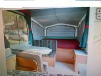 Very Nice, 1995 Pop Up camper. Very gently used.