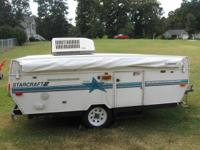 1996 StarCraft pop-up camper, 1021.  Very good