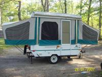 1994 Starcraft pop-up with furnace! also has a sink, a