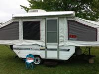 1996 PALMENTO COLT HARD TOP HEAT AND AIR STOVE INSIDE
