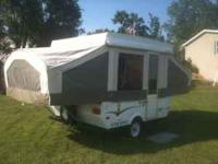 2010 Viking Epic Model E1906 Tent Camper for sale. This