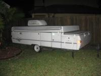 Available for sale I have a quite light, 1996 Coleman /