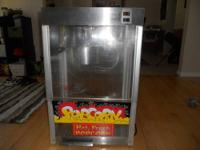 Star Manufacturing Popcorn Machine - Commercial grade