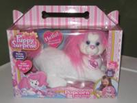 Popcorn Puppy Surprise brand new in box. No trades,