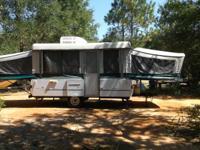 Coleman Pop Up Camper 18 feet Titled Good