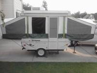 We have a very gently used 2007 Rockwood Freedom 1640