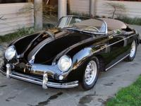 1956 Porsche 356 A Speedster VIN: 82422 Engine No.