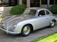 1957 Porsche 356A 1600 Super Sunroof Coupe Chassis no.