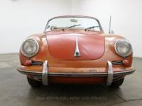 1962 Porsche 356B Super 90 Cabriolet1962 Porsche 356B