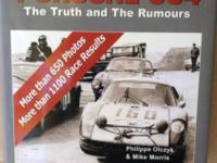 "Porsche 904 ""The truth and the rumors"" ISBN"