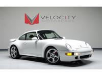 This beautiful Turbo coupe is sure to please the most