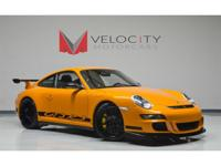 This 2007 Porsche GT3 RS is equipped with the following
