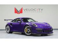This GT3 RS is absolutely stunning and is painted in