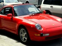 This is a Porsche, 911 for sale by Cars Dawydiak. The