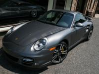 This is a Porsche, 911 Turbo for sale by Miller