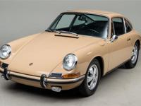 1967 Porsche 911S VIN: 307540S Original paint and