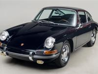 1966 Porsche 911 VIN: 302273 Probably the finest,